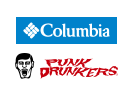 Columbia×PUNK DRUNKERS