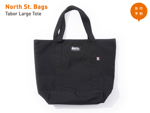 North St. Bags「Tabor Large Tote」