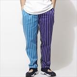 Chef Pants Crazy Stripes Cold