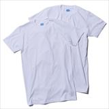 CREW NECK SHORT SLEEVE 2P T-SHIRTS